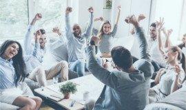 Formation en gestion d'équipe equipe heureuse et optimale