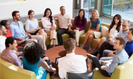 Formation en gestion d'équipe le forum ouvert
