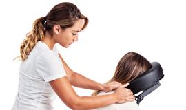 Activité de Team Building Massage sur chaise