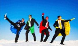 Formation en gestion d'équipe couleurs de nos personnalités
