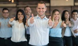 Formation en développement d'équipe et consolidation d'équipe management DISC