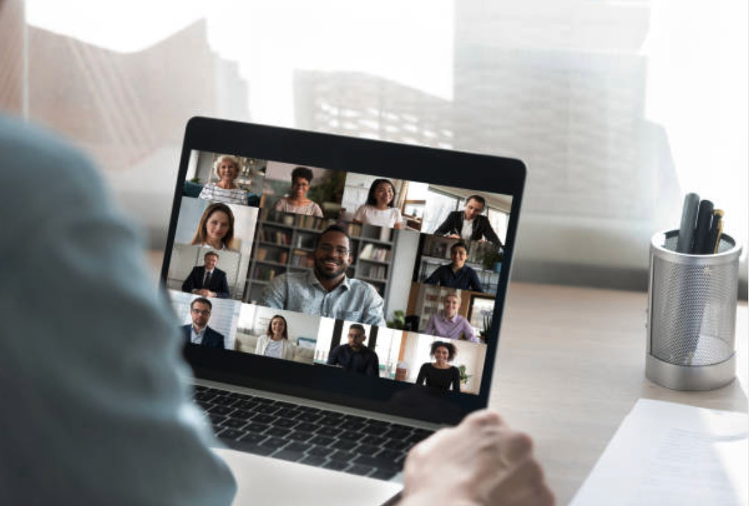 Travail d'équipe virtuel